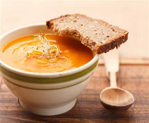 alimentazione macrobiotica ricette crema macrobiotica di zucca la ricetta per preparare la