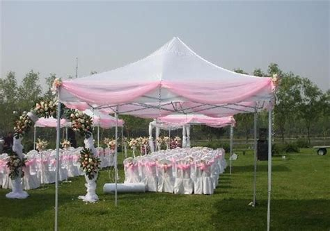 canopy decorating ideas tent tent decorations and 10x10 tent on pinterest
