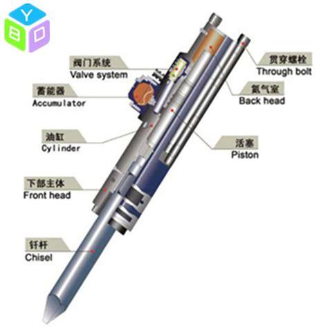 Hydraulic Breaker Part furukawa rock breaker hammer hb20g accumulator diaphragm membrane seal cup for hydraulic hammer
