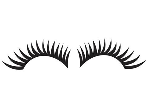 mascara clipart lashes clipart clipground