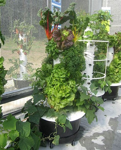 Tower Vegetable Garden Vegetable Towers By Living Towers Garden