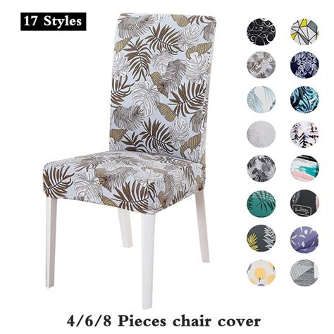 forcheer chair covers stretch dining room chair cover