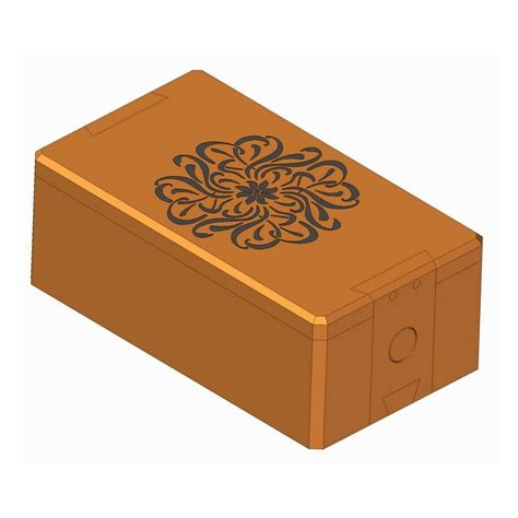 wooden puzzle box plan
