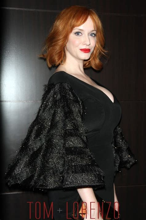 reviews on weaveologist fashion hendricks christina hendricks in christian siriano at the 2015 skin