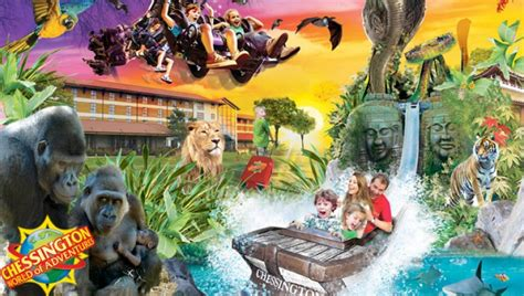 chessington world of adventures begin consultations on chessington world of adventures nhs discount staff