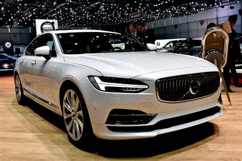 S90 T8 Review by Detailed Volvo S90 T8 Phev Review With Comparison To The