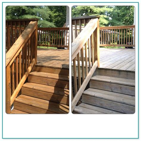 oil based deck stain  home improvement