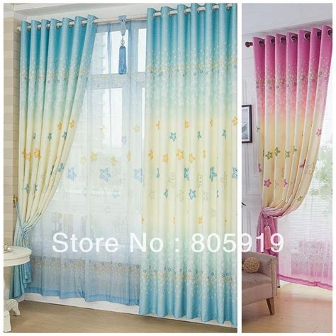 star curtains for kids free shipping kids smile star curtains for bedroom study
