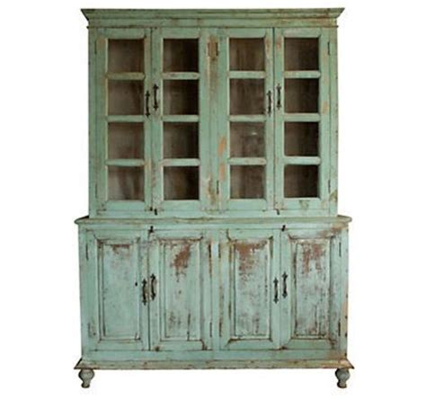 distressed china cabinet distressed china cabinet style home