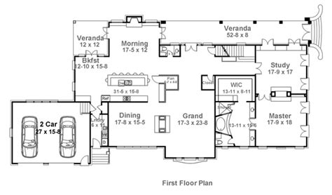 charleston floor plan charleston 1836 4 bedrooms and 4 baths the house designers