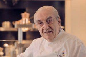 morto gualtiero marchesi era lo chef italiano pi 249 famoso