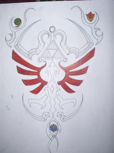 zelda tattoo designs designs www imgkid the image kid has it
