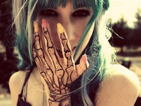 skeleton hands tattoo 17 best ideas about skeleton on