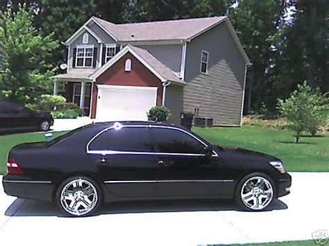2004 lexus ls 430 overview cargurus