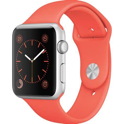 apple sport 42mm smartwatch mmfl2ll a b h photo