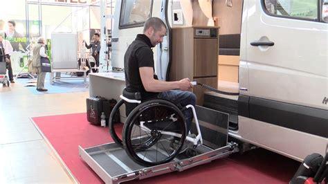 Rollstuhlgerechtes Auto Mieten by Rollstuhl Reisemobil Cer Caravan Wohnmobil News