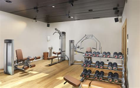 Ea Fitness 1 by Hotel Frutt Lodge Spa Fitnessraum