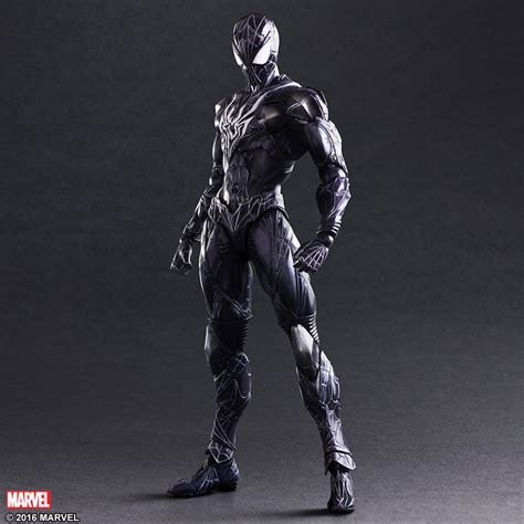 Variant Play Arts Marvel Universe Spider play arts marvel universe variant spider and venom limited color ver figures 171 pop