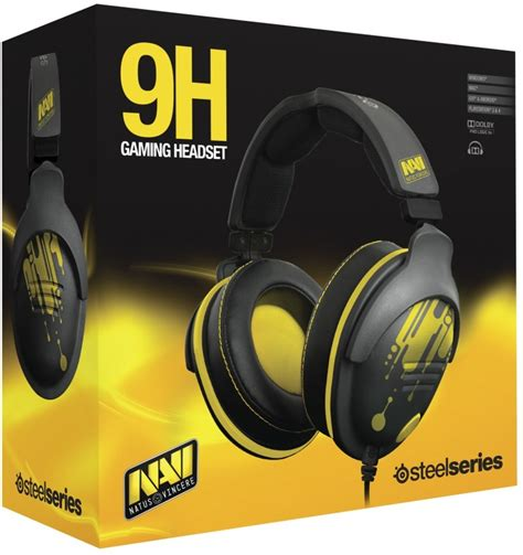 Headset Navi steelseries 9h gaming headset navi edition utg 229 tt alina se