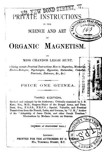 in the science and of organic magnetism classic reprint books wallace clh in the science and