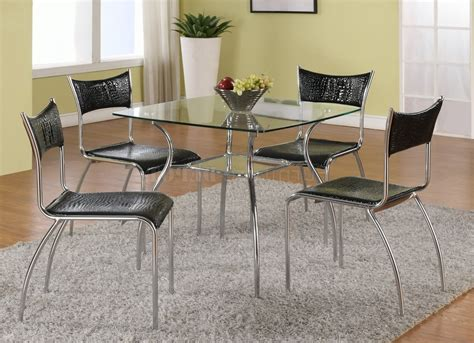 Glass Top Kitchen Table And Chairs by Glass Top Table And Chairs For Kitchen Recommendation 770