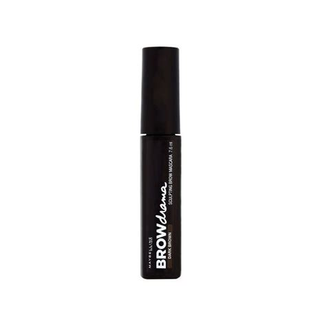 Maybelline Sculpting Brow Mascara maybelline brow drama sculpting mascara brown żel do