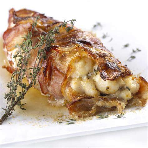 thym cuisine recette r 244 ti de lotte au lard et beurre de thym cuisine