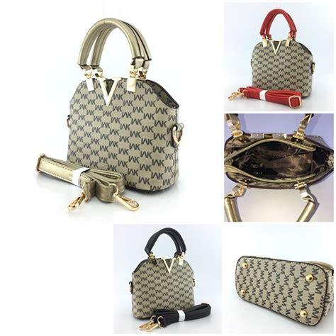 Tas Luxury Bag Gold Wanita Import Jinjing Modis Pergi Mal Handbags b003 tas modis elegan import pouchy