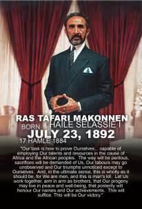 Haile selassie ras tafari and christianity