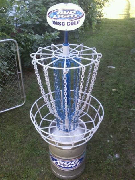what type of beer is bud light 32 best images about creative disc golf baskets on