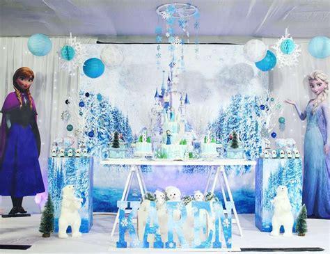 frozen themed party kelso frozen disney birthday quot karen s frozen theme party