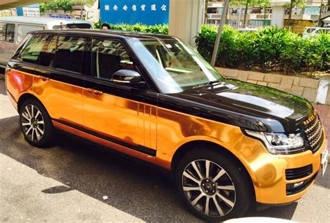 burnt orange range rover gallery copper range rover
