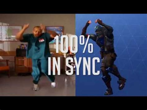 Fortnite BR: The Dance Moves Emote Problem (and Solution