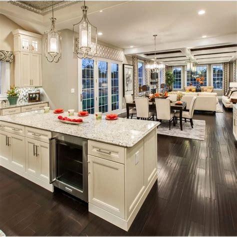 20 new stock of open floor plan kitchen living room dining
