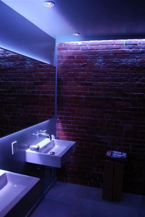 led strip lights for bathrooms bathroom with new led lights bathroom salles de bain