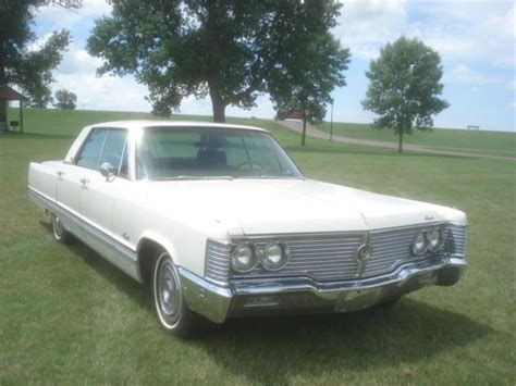 1968 Chrysler Imperial For Sale by 1968 Chrysler Imperial For Sale Classiccars Cc 895245