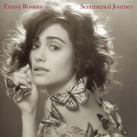 emmy rossum music cd emmy rossum quot sentimental journey quot album review dear