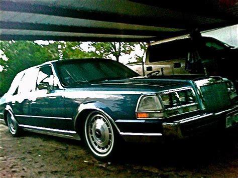 1987 lincoln continental sasaa 1987 lincoln continental specs photos modification