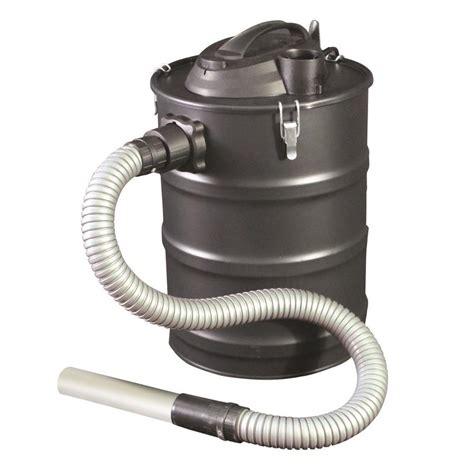fireplace ash vacuum shop us stove company black metal ash vacuum at lowes