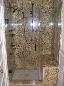 glass shower doors northern va inline frameless shower enclosure frameless steam shower va