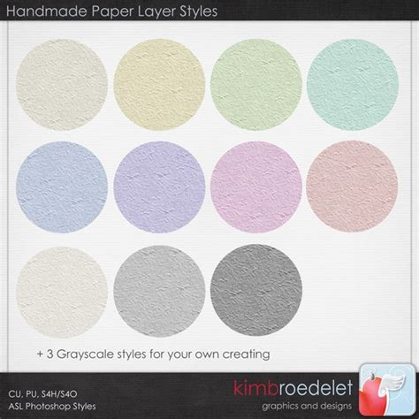 Types Of Handmade Paper - kimb designs sew lovely and freebie