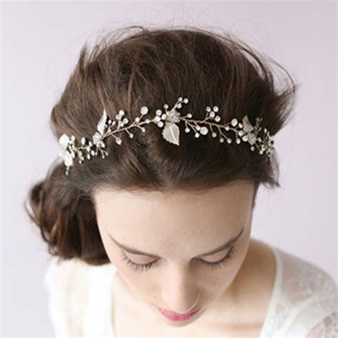 Handmade Hair - handmade hair ornaments accessories ribbon headband