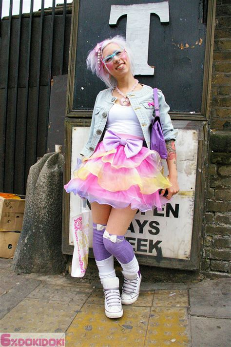 Japanesestyle colorful fashion harajuku japan style japanese style