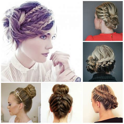 Braided Updo Hairstyles by Coolest Braided Updo Hairstyles 2016 2017 Haircuts