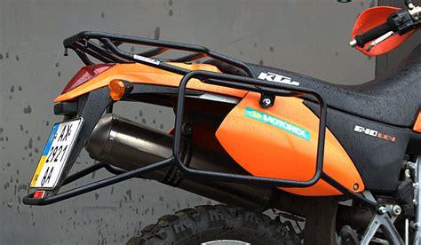 Ktm 640e багажная система для Ktm 640e Lc4 Supermoto