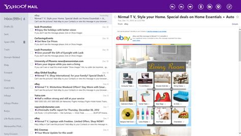 Yahoo Mail Email Address Search Yahoo Mail App For Windows 8