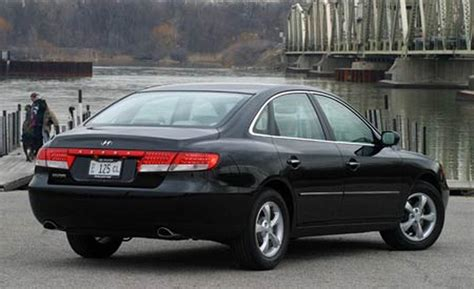 hyundai grandeur 2006 car and driver