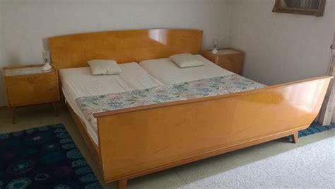 schlafzimmer 60er jahre 60er jahre vintage schlafzimmer in poppenhausen schr 228 nke