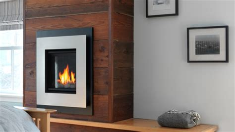 a gas fireplace and built in combo homebuilding