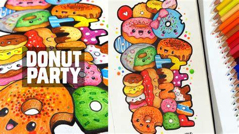 doodlebug donuts how i doodle donut moleskine doodle 1